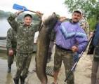Ukraina,Pushkari.Agroturystyka,wedkarstwo,rafting.