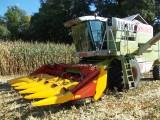 Przystawka do kukurydzy na ziarno EMH 6 składana NOWA Emmarol