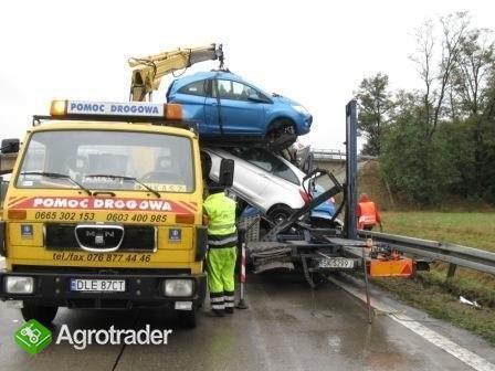 Pomoc drogowa Tir, PHU Jan Wengrzyn - zdjęcie 3