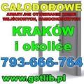 Awaryjne otwieranie drzwi Kraków