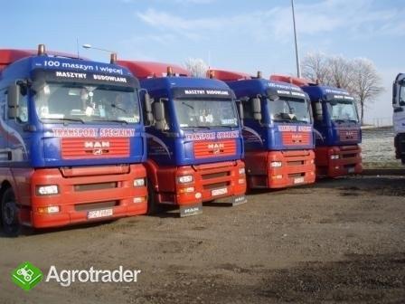 Kombajny,traktory  transport specjalny 600812813 - zdjęcie 2