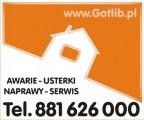 Napr.zmywarek Warszawa,Serwis Agd, Tel.881626000
